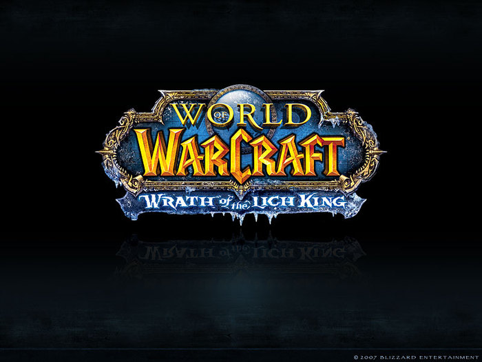 World Of Warcraft Wrath Of The Lich King wallpaper.