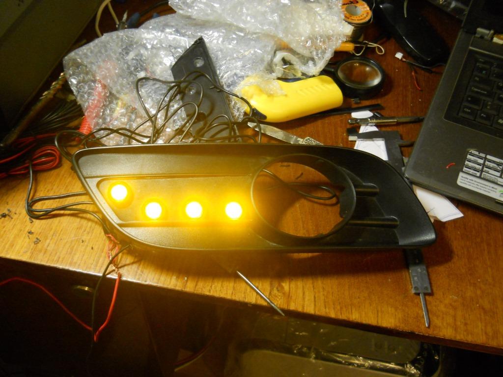 Как сделать светодиодные повторители