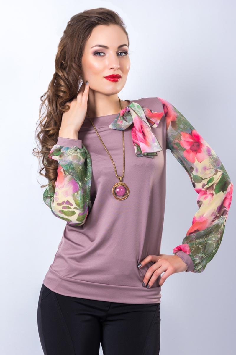 Трикотажные Блузки Фото