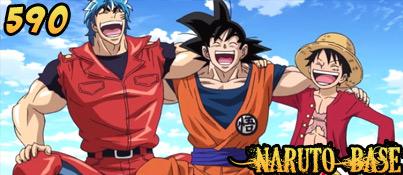Смотреть One Piece 590 / Ван Пис 590 серия онлайн