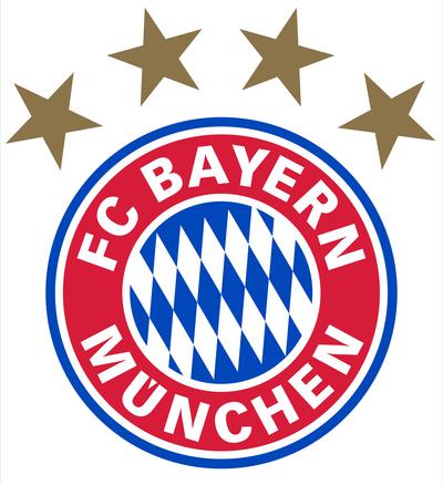 Знак футбольной команды бавария