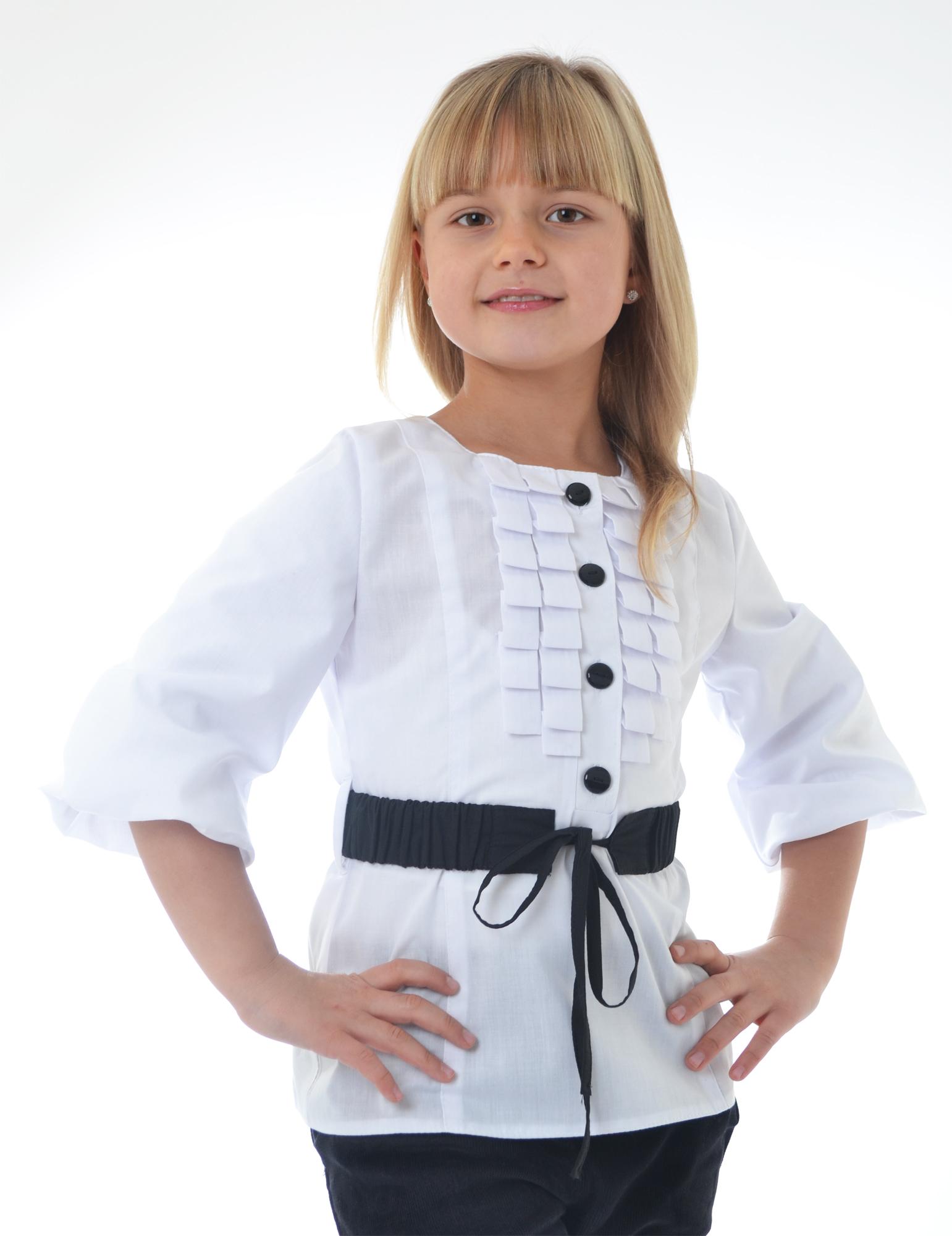 Красивые Школьные Блузки Для Девочек