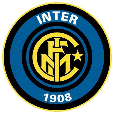 Знак футбольной команды интер