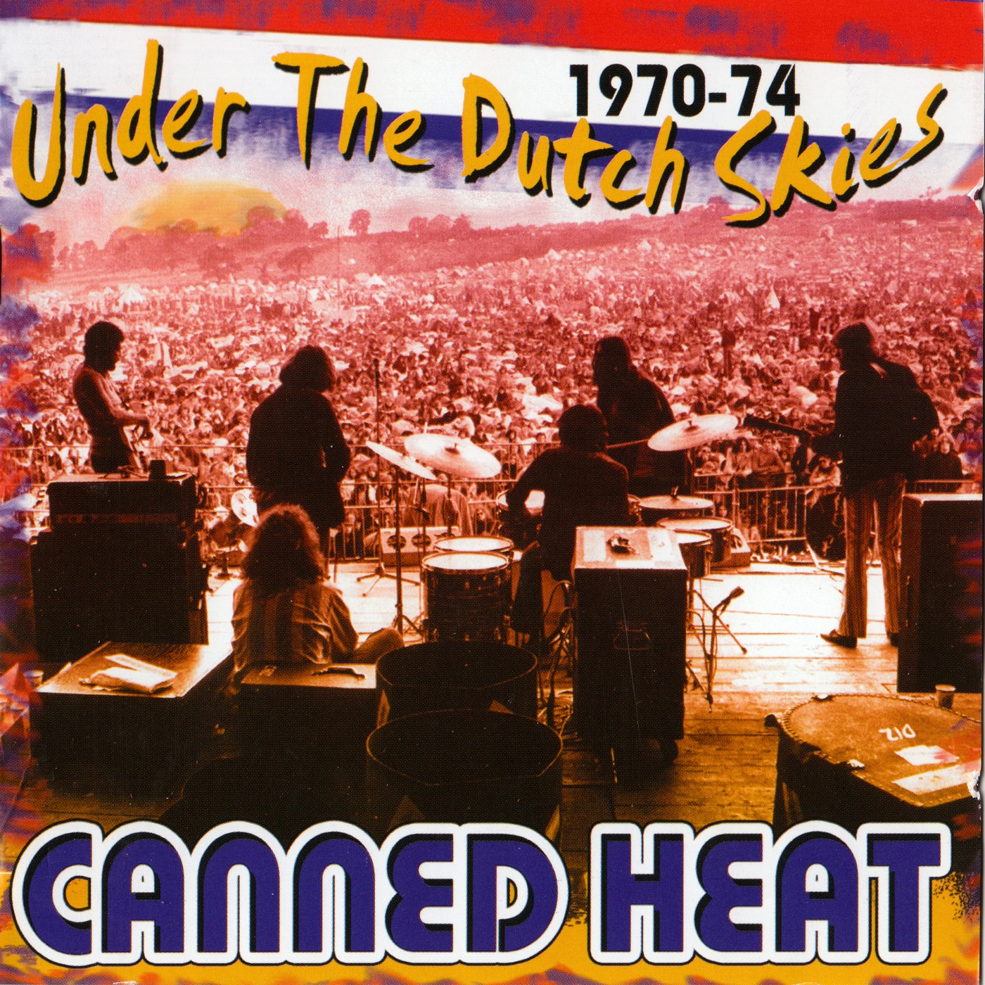 Canned Heat - Under The Dutch Skies 1970-74 (2007)