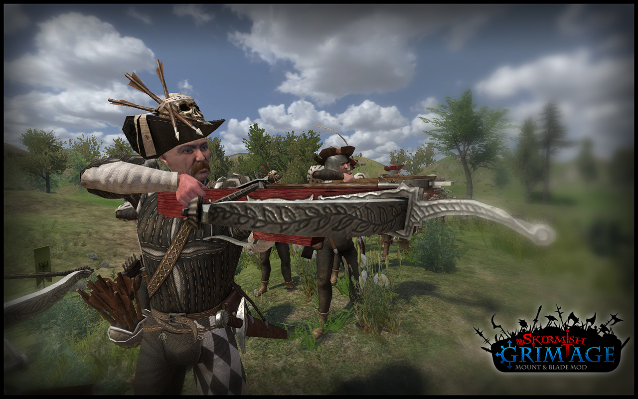 how to download a mod for mount and blade warband