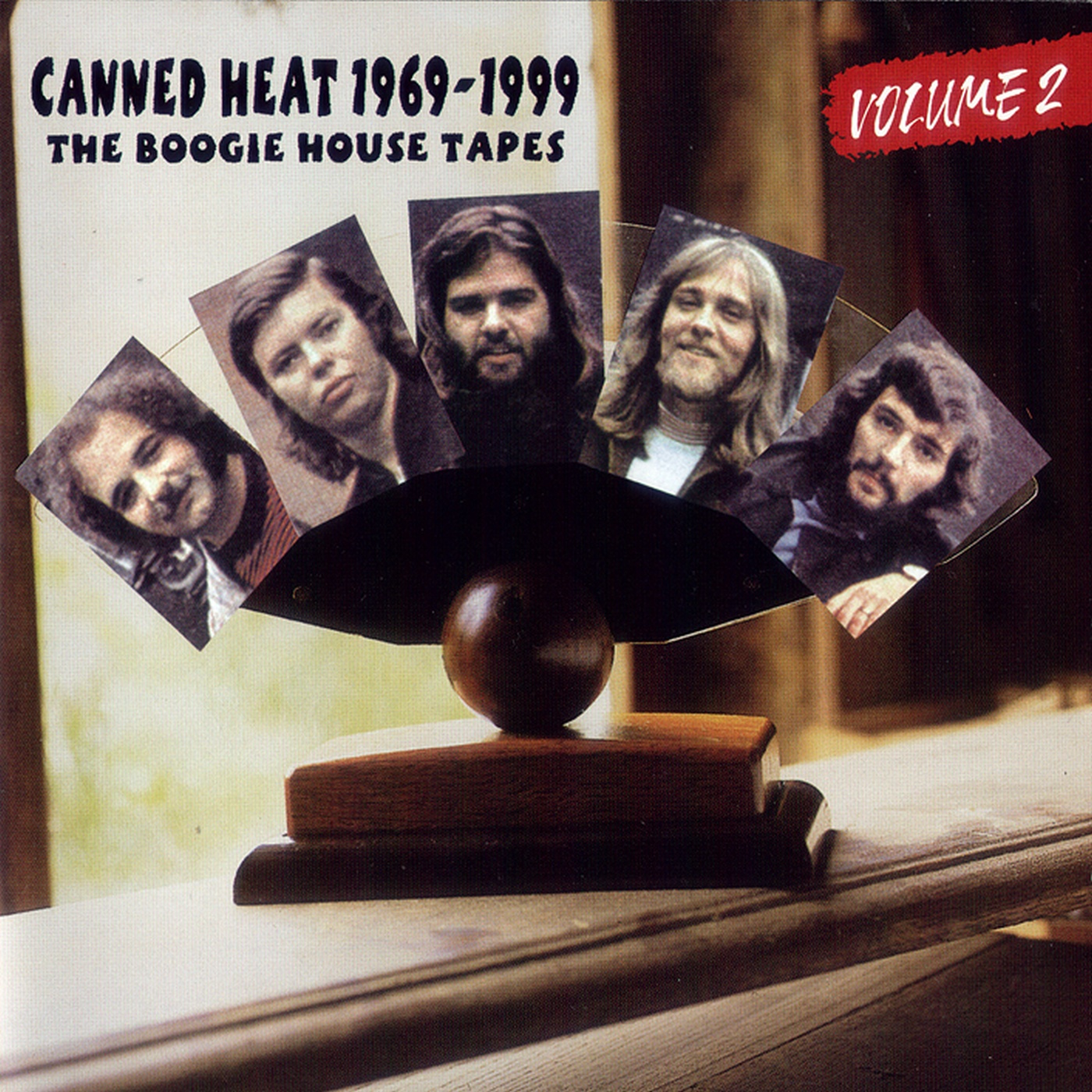Canned Heat - The Boogie House Tapes 1969-1999 Vol.2 (2004)