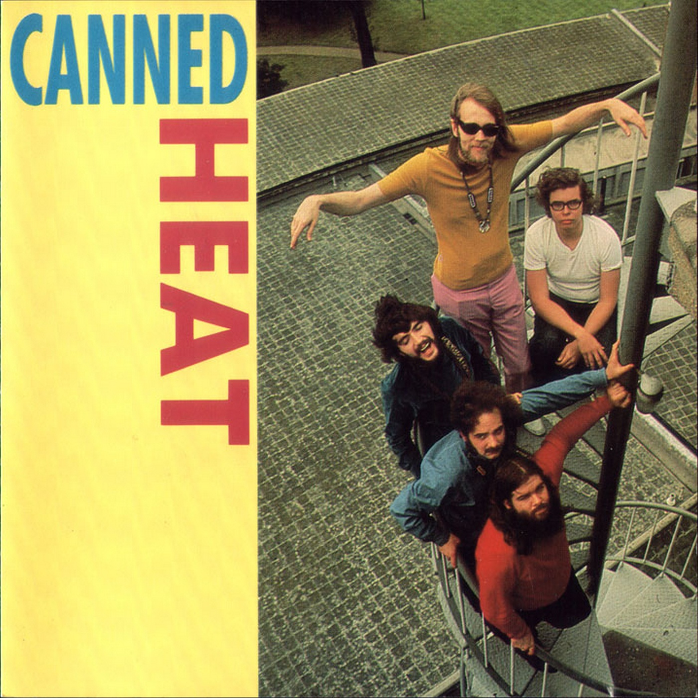 Canned Heat - Vintage (1970)