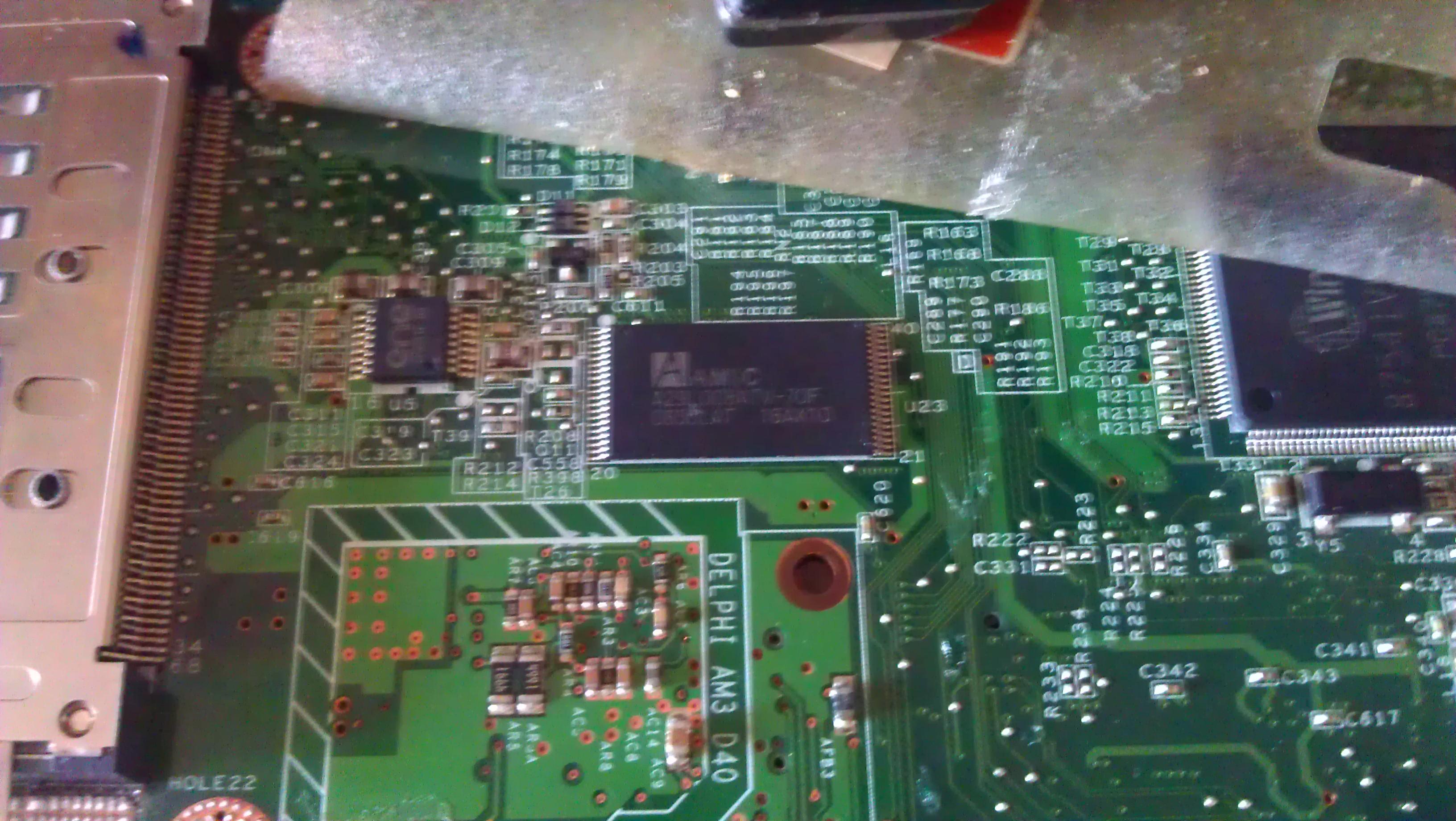 электронная схема ноутбука тошиба л300
