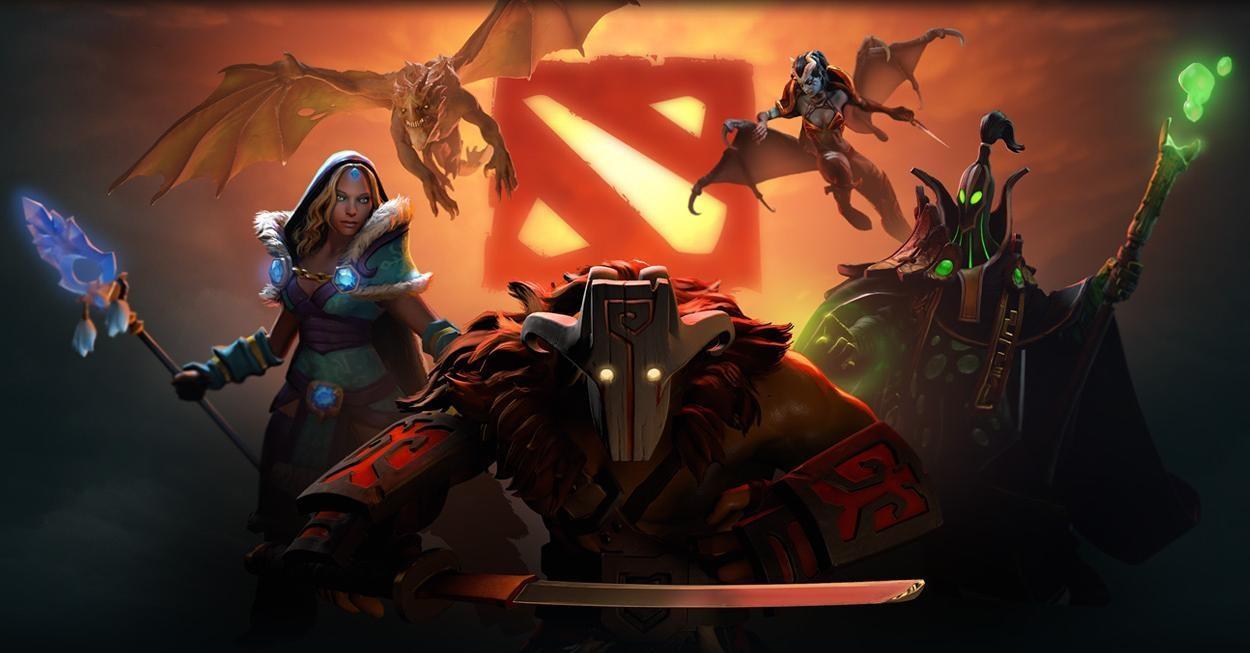 Valve официально запустили DotA 2   игра Valve