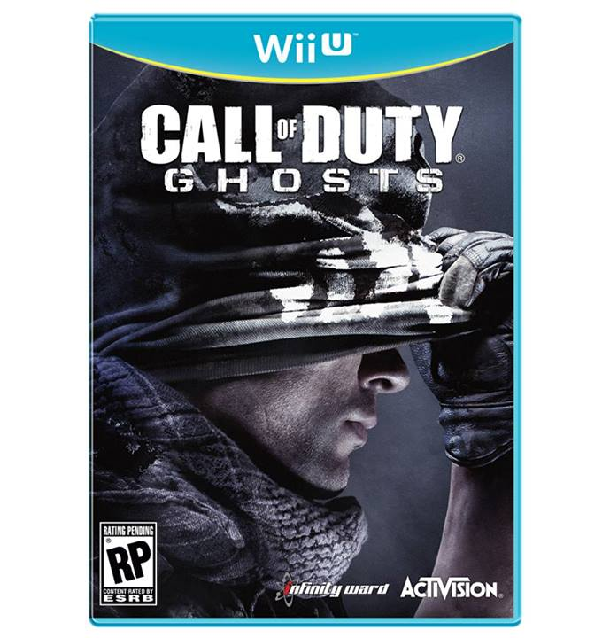 Call of Duty: Ghosts наконец то подтвержден для Wii U | игра Wii U Nintendo Call of Duty