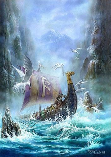 Эпоха вікінгаў