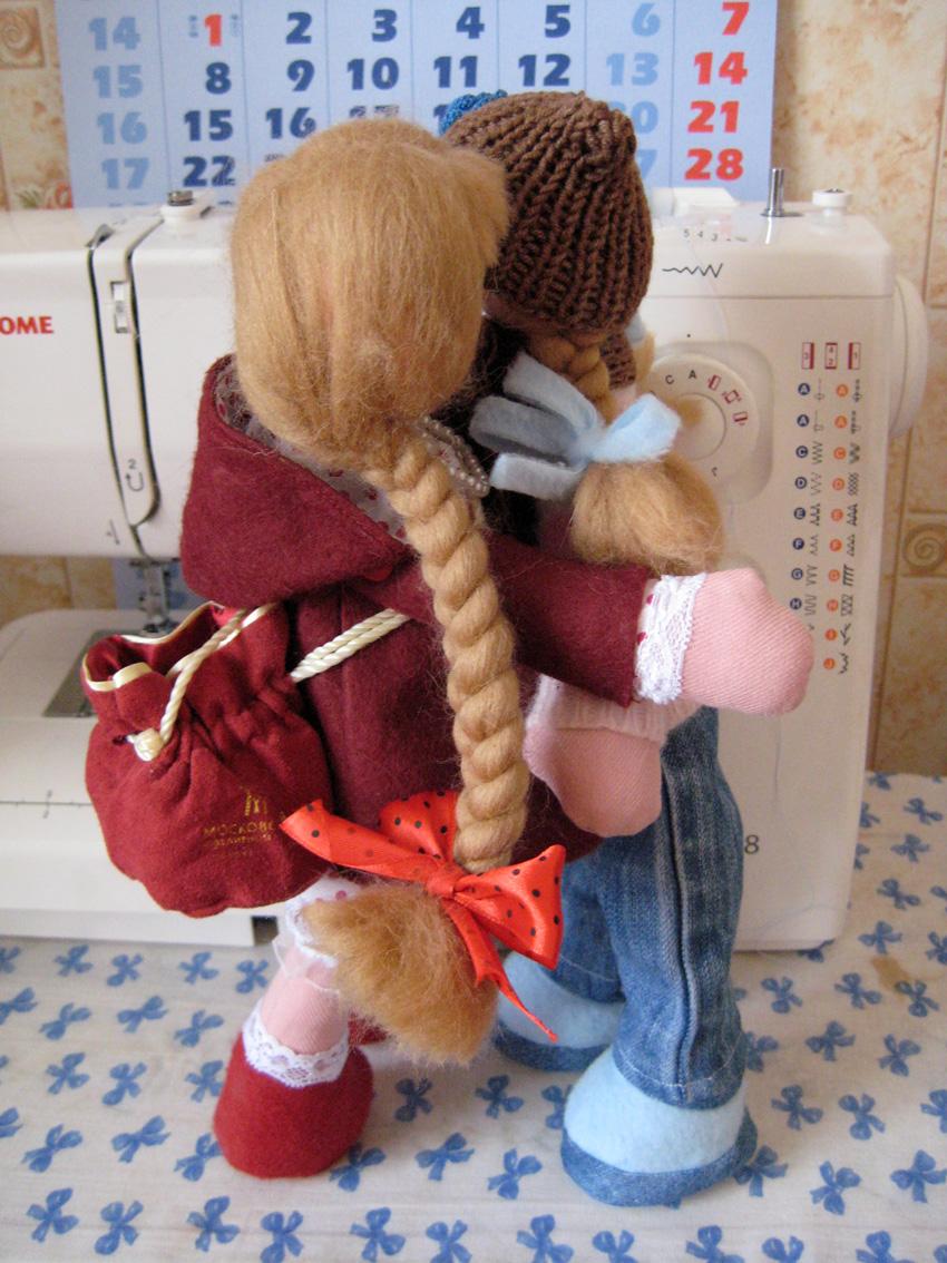 Совместный процесс по пошиву Снежной девочки. - Страница 15 351eabe286e7446a3e19e20409cca390