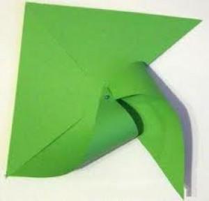 Пропеллер для карлсона из картона