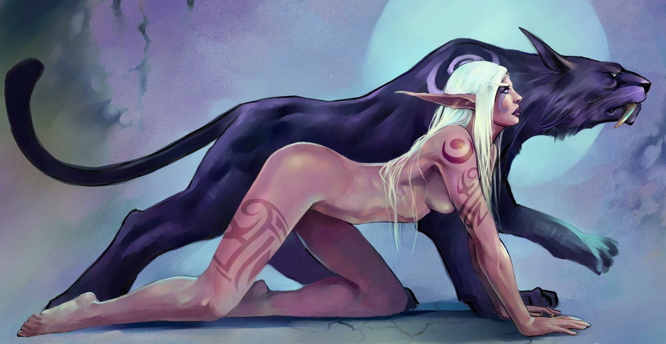 Warcraft elf girls pictures nsfw galleries