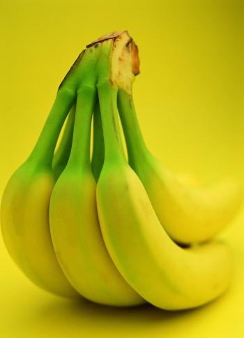 Як растуць бананы?