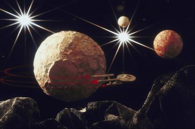 Ці ўплываюць планеты адзін на аднаго?