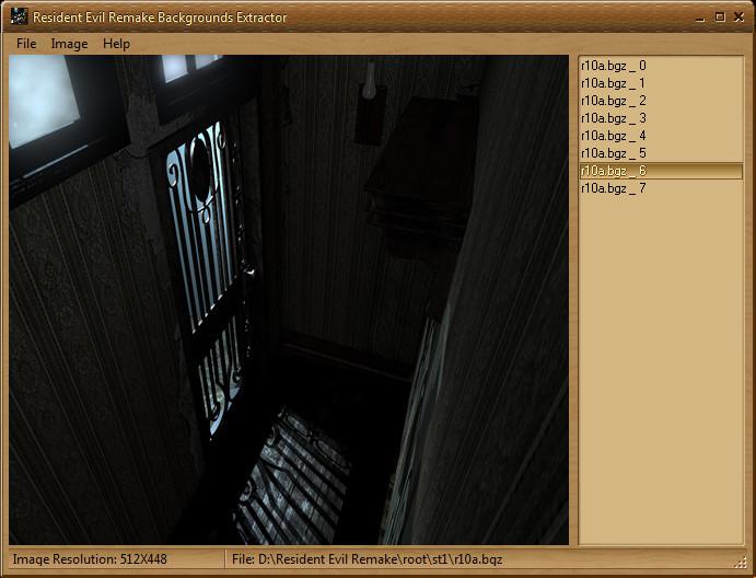 Resident Evil Remake Background Extractor Ef53cfbd91c9ea8d70244318bede8ecc