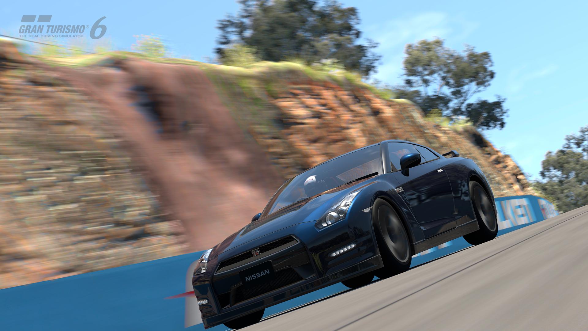 Свежие скриншоты Grаn Turismo 6