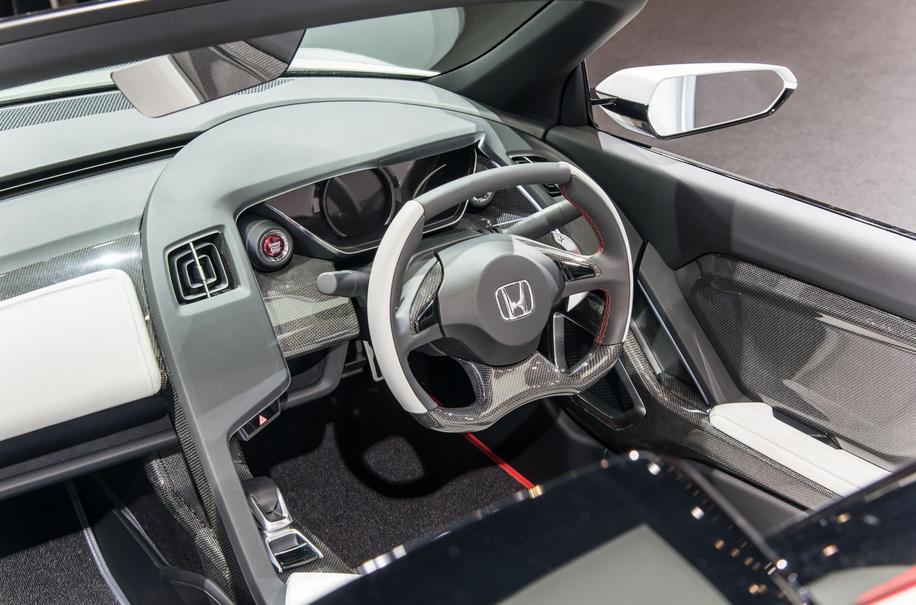 Автомобиль Honda Beat S660