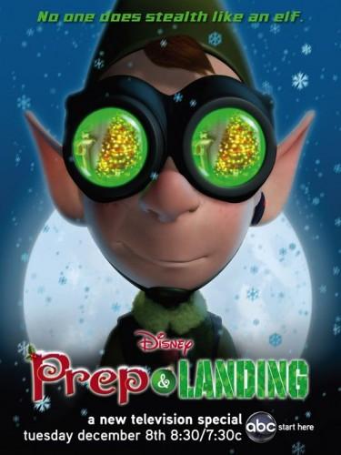 ������������� � ������ / Prep & Landing (2009) DVDRip | ��������