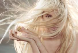 Маска для світлого волосся