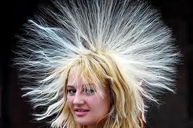 Електризація волосся і боротьба з цією проблемою