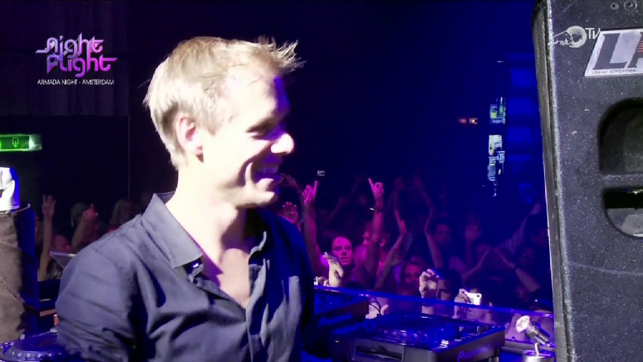 Armin van Buuren - Live at Armada Night in Escape Amsterdam (2009) HDTVRip