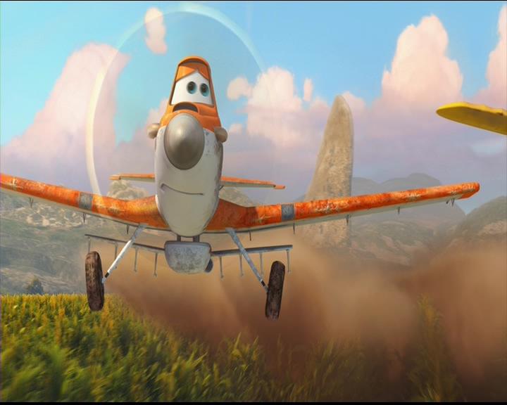 Самолёты / Planes (2013) DVD-9 | Лицензия