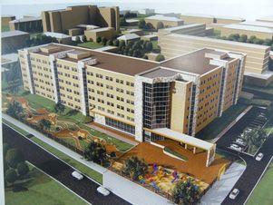 Строительство нового операционного корпуса в омском онкодиспансере начнется в 2011 году