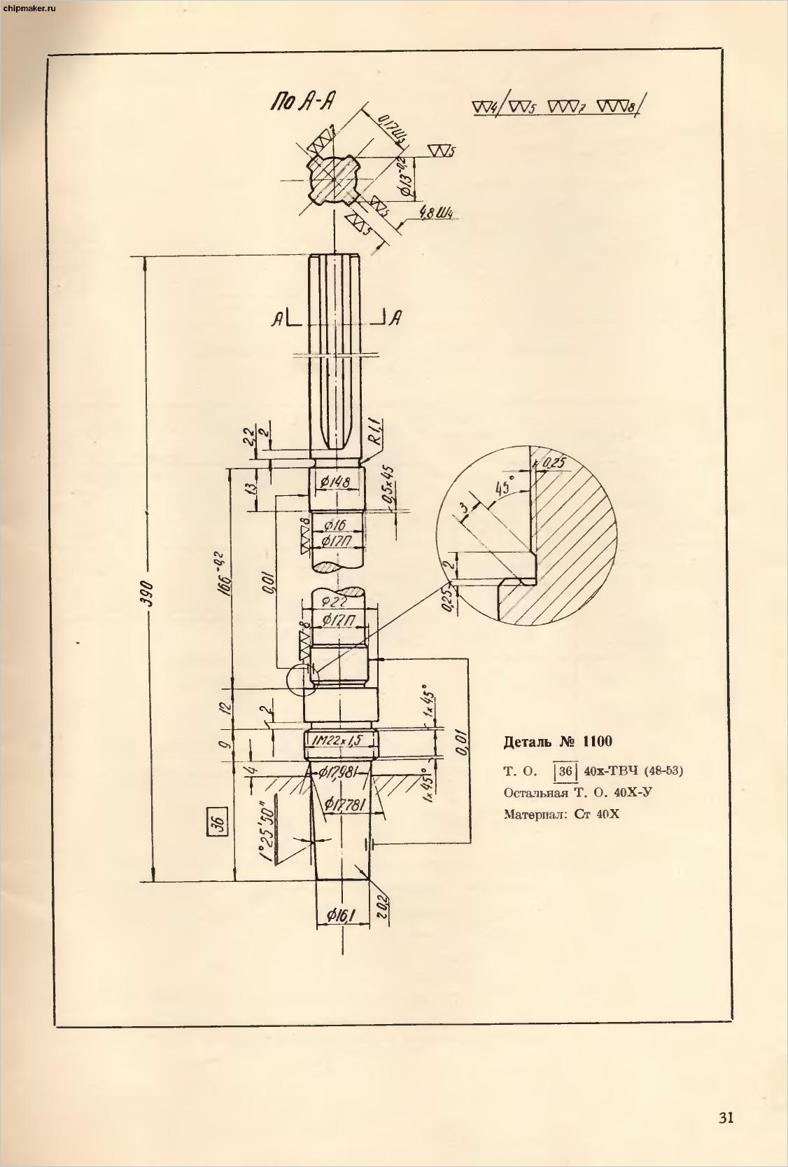 Как сделать шпиндель для сверлильного станка своими руками
