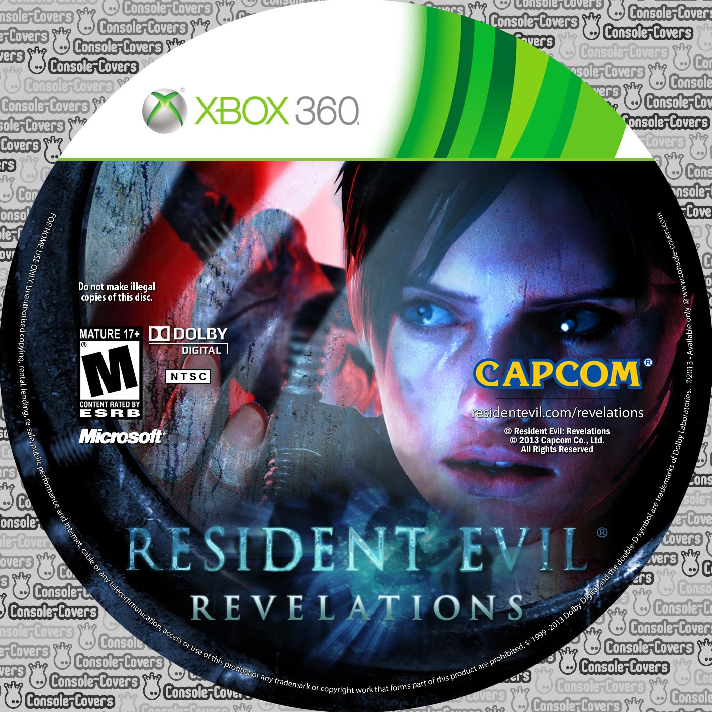 Resident Evil - Revelations cd.jpg