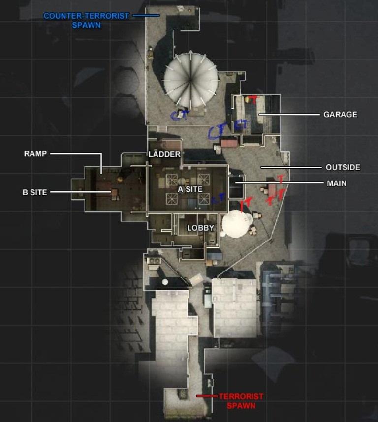 Log map csgo cs go рулетка через клиент