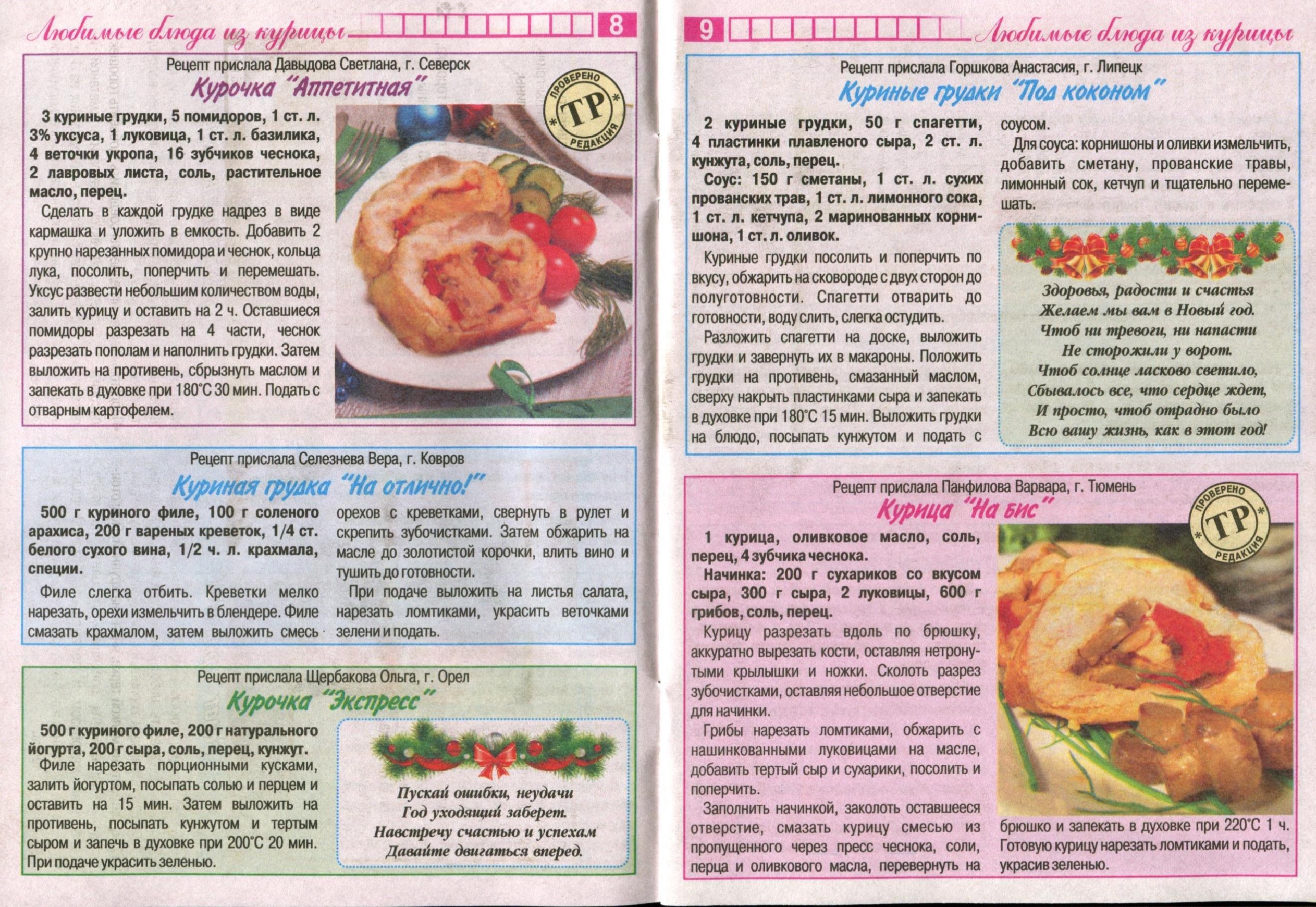 Рецепт приготовления на открытке, развод смешные русские