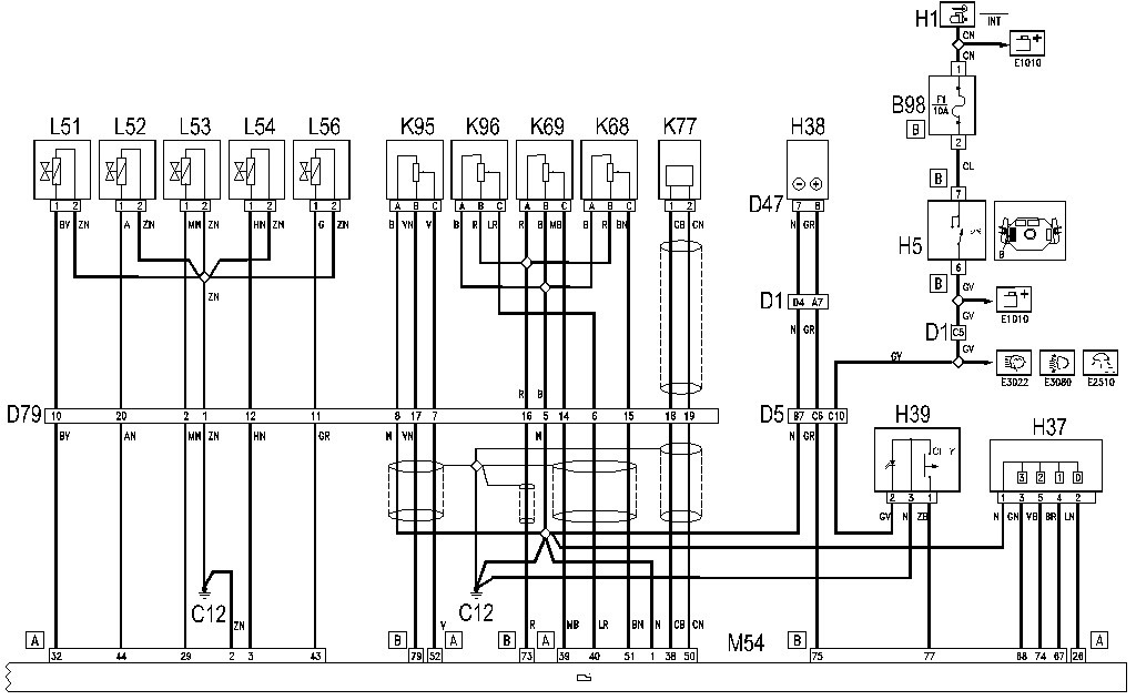 alfa romeo wiring diagram wiring diagram